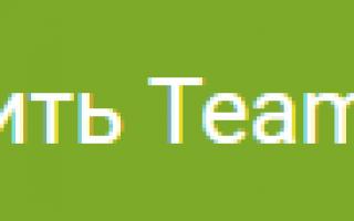 Скачать TeamViewer 13 на русском