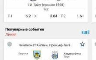 Скачать 1xbet на Андроид бесплатно с зеркала официального сайта
