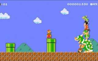 Super Mario Bros скачать игру на пк