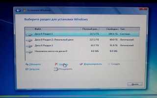 Шаг 3.1: Ошибки при установке Windows 7 — общие и ошибки по кодам.