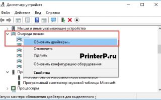 Быстрый способ установки принтера без диска