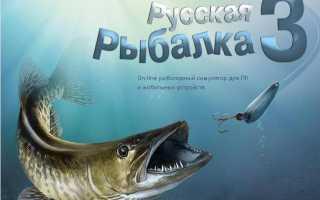 Русская рыбалка – ловите рыбу, не выходя из дома!