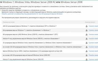 Обновления Windows XP загружаются, но не устанавливаются. Исправляем.