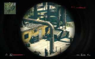 Снайпер Воин Призрак скачать торрент