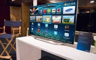 Что такое виджеты для Samsung Smart TV, и как их установить?