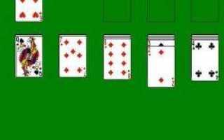 Скачать бесплатно игру пасьянс косынка