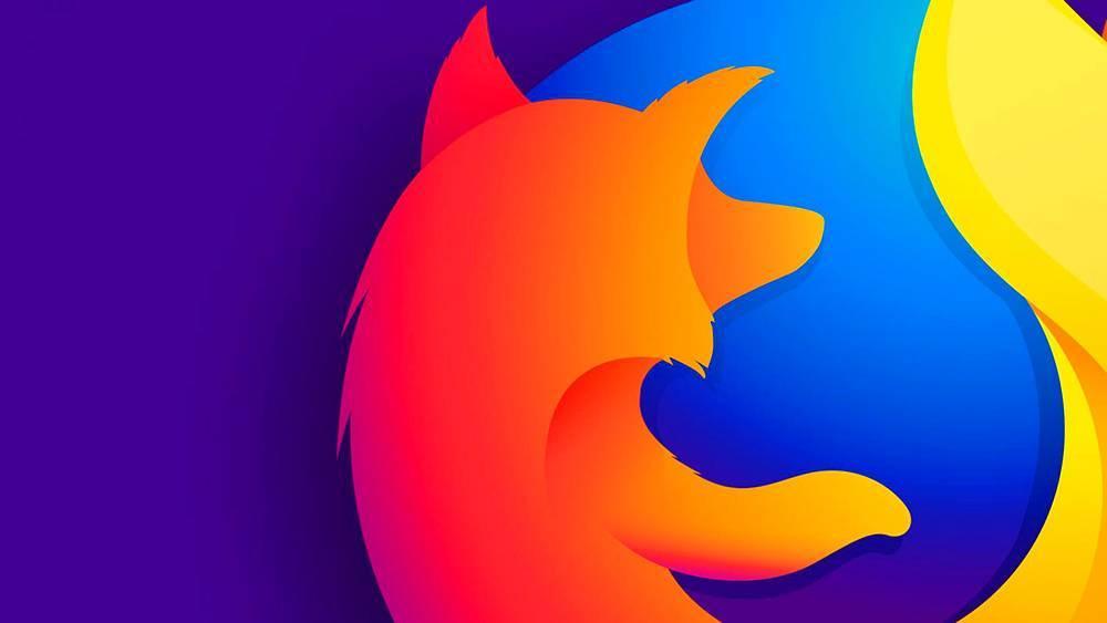 Mozilla Firefox логотип (фото)