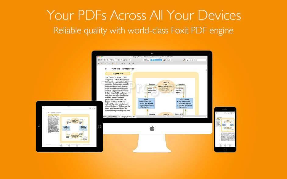 Foxit Reader компьютер, планшет, телефон (фото)