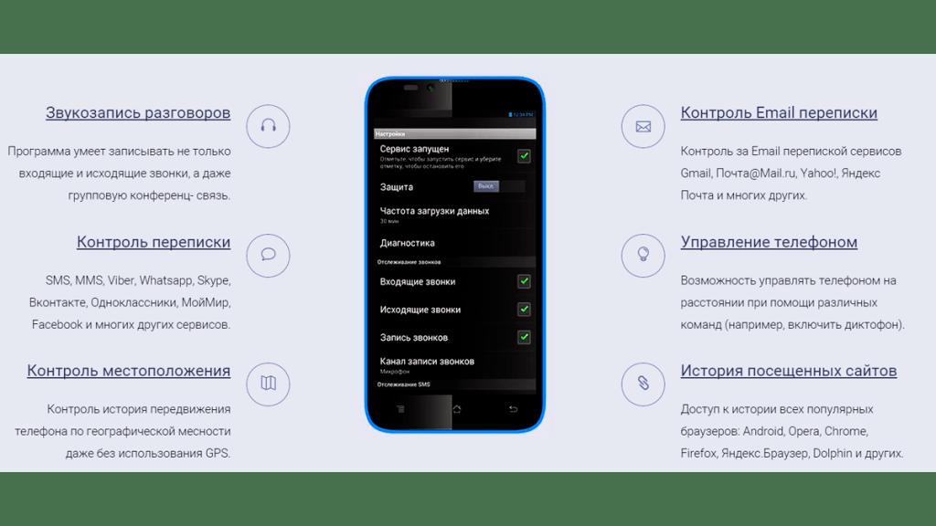 Прослушка телефона с помощью программы Mobile Tool